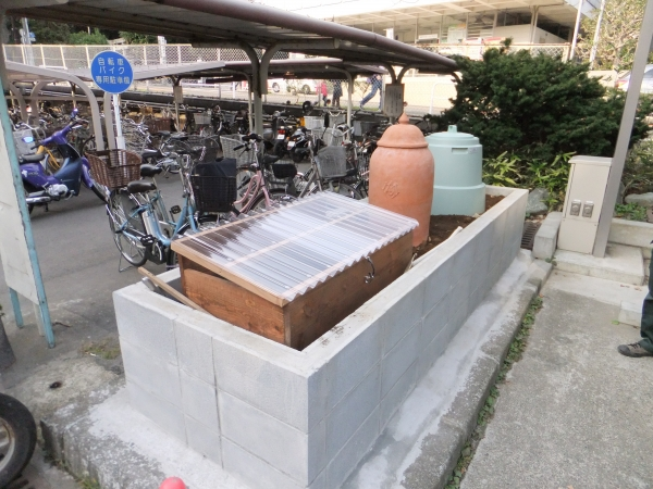 鎌倉市役所に設置