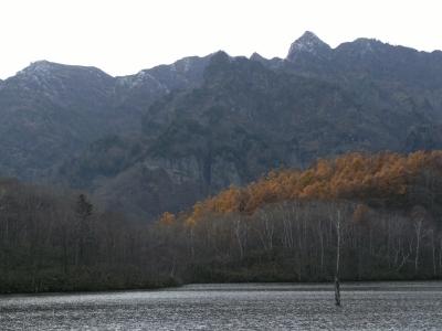 稜線の美しい戸隠山