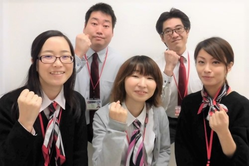 SEIYU長岡校スタッフ写真