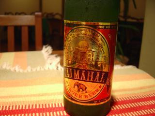 タージマハールビール