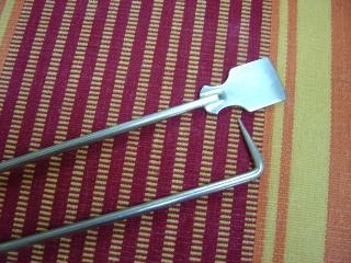 タンドール用ステンレス棒