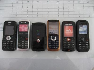 インドの携帯電話端末