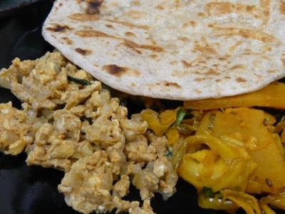 6月28日インド料理教室
