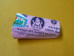 インドのタバコ