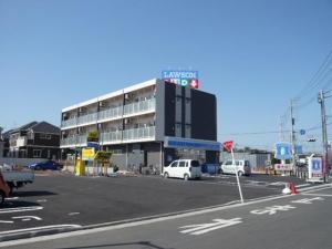 東山田駅ローソン