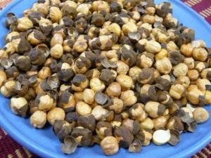 ひよこ豆のスナック