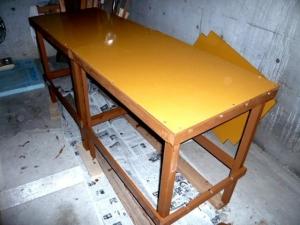 ケータリング用テーブル