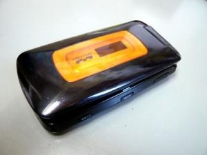 旧電話正面