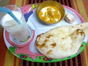 子供インド料理教室