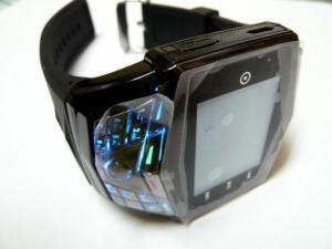 腕時計型電話