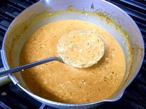 チーズチキンカレー