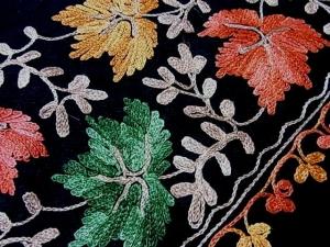 カシミール刺繍