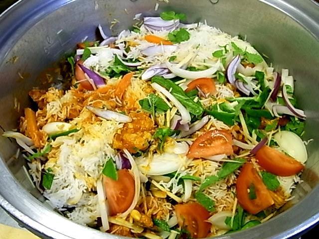 ハイデラバードビリヤニ ハリオムのブログ インド家庭料理ラニのブログ キッチンライフ KitchenLife 世界の料理家と創るキッチンライフ