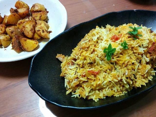ハイデラバーディダムビリヤニ・アルケチャレ ハリオムのブログ インド家庭料理ラニのブログ キッチンライフ KitchenLife 世界の料理家と創るキッチンライフ