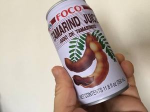 タマリンドジュース