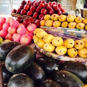 インドの果物