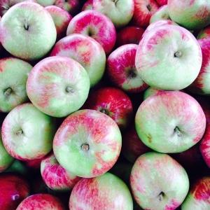 インドのりんご