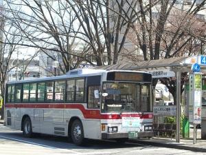 4番乗り場・鷺01東山田営業所行