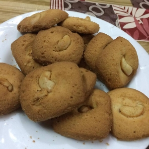 インドのクッキー