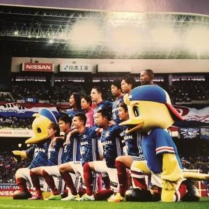 横浜F・マリノスを応援しています