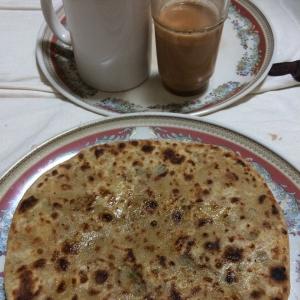 インドの朝食