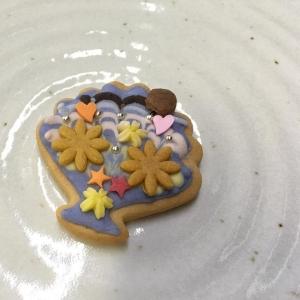 萌えちゃんのクッキー