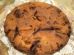 まよさんの手作りケーキ