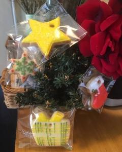クリスマスツリーwithアイシングクッキー