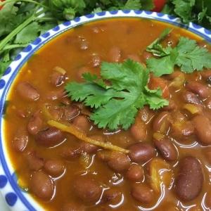 ラージマ豆カレー