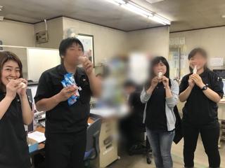 【協力会社様に感謝!】