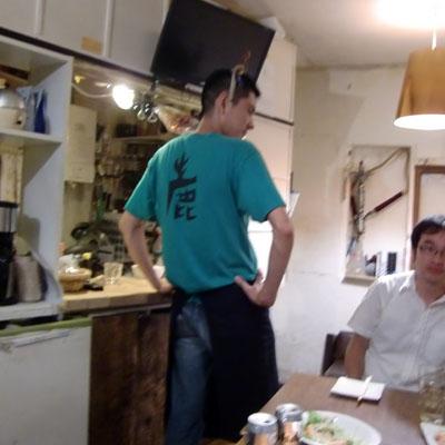 奈良シカシャツ