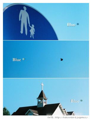 Blue*Blue*Blue*
