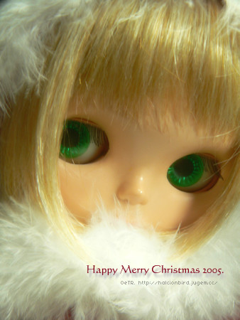 Happy Merry Christmas 2005.