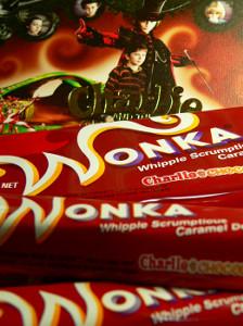 ウォンカチョコとウォンカバー