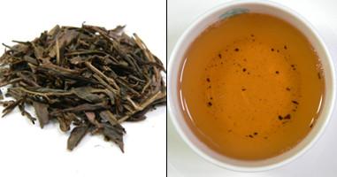 ほうじ茶 (健一自然農園)