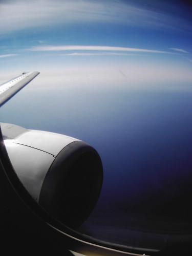 JAL2637便から