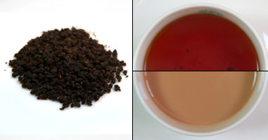 ハルマリ茶園 セカンドフラッシュ (CTC) (シルバーポット)