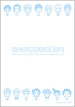 サトルと微妙な仲間たちオリジナルメモ帳デザイン・メモ紙