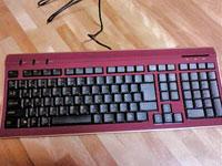渋いキーボード
