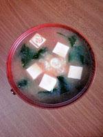 味噌汁マウスパッド