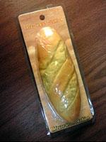 フランスパン型リストクッション