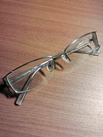 俺のメガネ