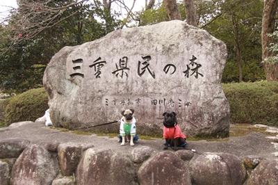 三重県にきました。