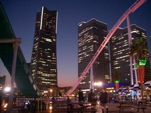 横浜蜃気楼
