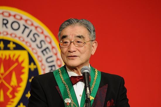 伊澤東北支部会長挨拶