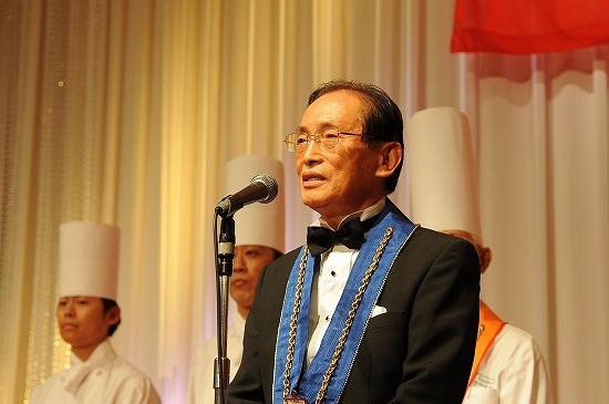 福田副会長挨拶