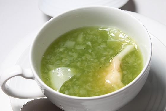 かぶスープ