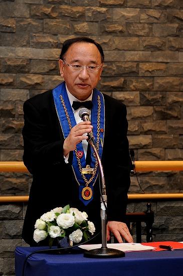 福田副会長司会