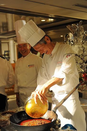 安川さん料理