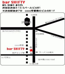 Bar Shifty の地図